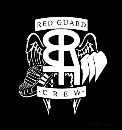Red Guard BRF crew